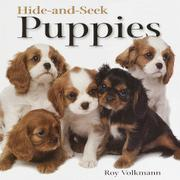 HIDE-AND-SEEK PUPPIES by Roy Volkmann