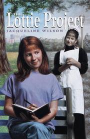 THE LOTTIE PROJECT by Jacqueline Wilson