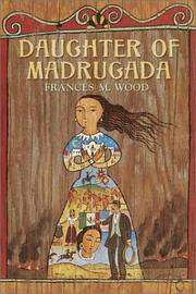 Cover art for DAUGHTER OF MADRUGADA