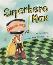Cover art for SUPERHERO MAX