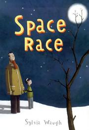 SPACE RACE by Sylvia Waugh