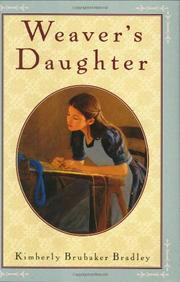 Cover art for WEAVER'S DAUGHTER