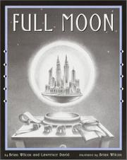 Cover art for FULL MOON