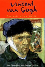 Cover art for VINCENT VAN GOGH