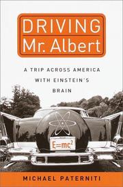 Cover art for DRIVING MR. ALBERT