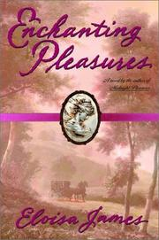Book Cover for ENCHANTING PLEASURES