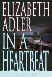 IN A HEARTBEAT by Elizabeth Adler