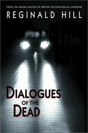 Cover art for DIALOGUES OF THE DEAD