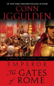Cover art for EMPEROR: THE GATES OF ROME