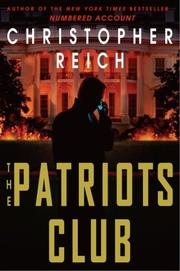 Cover art for THE PATRIOTS CLUB