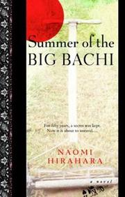 Cover art for SUMMER OF THE BIG BACHI