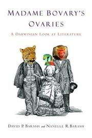 MADAME BOVARY'S OVARIES by David P. Barash