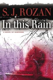 Cover art for IN THIS RAIN
