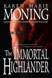 Book Cover for THE IMMORTAL HIGHLANDER