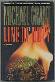 Cover art for LINE OF DUTY