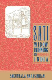 SATI by Sakuntala Narasimhan
