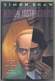 BLOODY INSTRUCTIONS by Simon Shaw