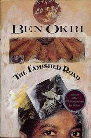 Cover art for THE FAMISHED ROAD