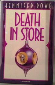 DEATH IN STORE by Jennifer Rowe