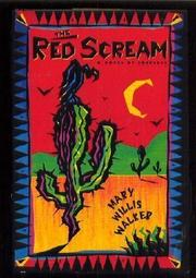 Book Cover for THE RED SCREAM