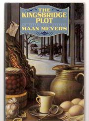 Cover art for THE KINGSBRIDGE PLOT