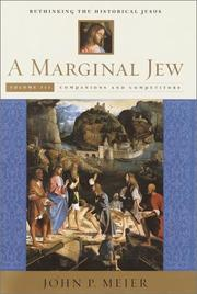 A MARGINAL JEW by John P. Meier