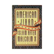 Cover art for AMERICAN JIHAD