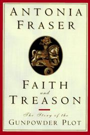 Cover art for FAITH AND TREASON