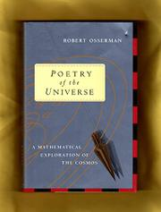 POETRY OF THE UNIVERSE by Robert Osserman