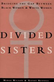 DIVIDED SISTERS by Midge Wilson