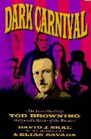 DARK CARNIVAL by David J. Skal