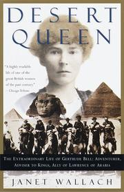 Cover art for DESERT QUEEN