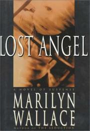 LOST ANGEL by Marilyn Wallace