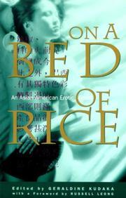 ON A BED OF RICE by Geraldine Kudaka