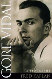Book Cover for GORE VIDAL