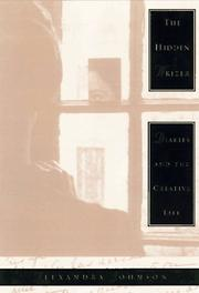THE HIDDEN WRITER by Alexandra Johnson