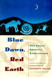 Cover art for BLUE DAWN, RED EARTH