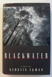 Book Cover for BLACKWATER