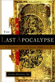 THE LAST APOCALYPSE by Jr. Reston