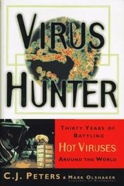 VIRUS HUNTER by C.J. Peters