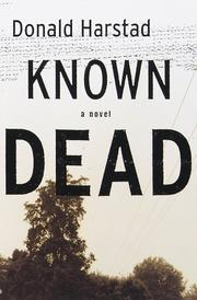 Cover art for KNOWN DEAD