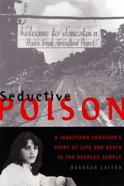 Cover art for SEDUCTIVE POISON