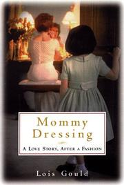 Book Cover for MOMMY DRESSING