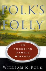 Book Cover for POLK'S FOLLY