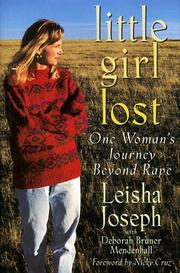 Cover art for LITTLE GIRL LOST