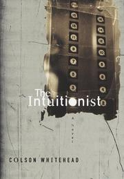Book Cover for THE INTUITIONIST