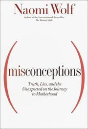 Cover art for MISCONCEPTIONS