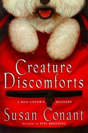 CREATURE DISCOMFORTS by Susan Conant