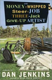 Cover art for THE MONEY-WHIPPED STEER-JOB THREE-JACK GIVE-UP ARTIST
