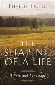 Cover art for THE SHAPING OF A LIFE